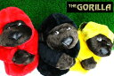 「THE GORILLA」ゴリラのドライバーヘッドカバー/460cc対応【あす楽】