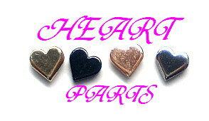 トラガス 16G 14G ボディピアス キャッチ ミニハートキャッチ ネジ式用(1個売り)◆選べる福袋対象◆◆オマケ革命◆