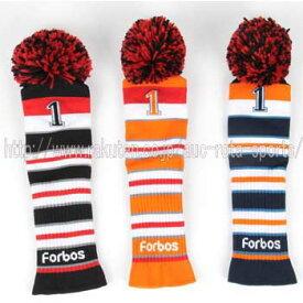 【全3色】【Forbos Knit Driver Head Cover】 フォーボス ニット ヘッド カバー 【ドライバー用】 02P05Nov16