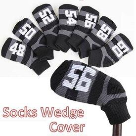 【 Socks Knit Wedge Cover 】 ソックス ニット ウェッジ カバー 【ロフト表示あり】【ネコポス 対応】 02P05Nov16