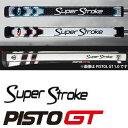 【日本正規品】【Super Stroke PISTOL GT Putter Grip】 スーパー ストローク ピストル GT パター グリップ 【パター用】【2...