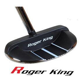 【アウトレット】【 Roger King Center Shaft Putter 】 広田ゴルフ ロジャーキング センター シャフト パター 【マレット型】【RK-100】【広田ゴルフ】 02P05Nov16