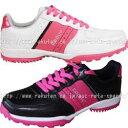 【在庫処分】【レディース】【MEGA Walking Spikeless Golf Shoes】 メガ スパイクレス ウォーキング スパイクレス ゴ…