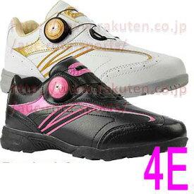 【ソックス プレゼント キャンペーン中】【ダイヤル フリーロック】【レディース】【MEGA Walking Spikeless Golf Shoes】 メガ スパイクレス ウォーキング スパイクレス ゴルフシューズ 【MG-77】 02P05Nov16