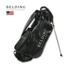 BELDING キャディバッグ メンズ 黒 hbcb850137【 あす楽 送料無料 】[ ベルディング ゴルフ スタンド 8.5インチ 5分割 サンバード 2.0 スタンドバッグ ゴルフバッグ キャディバック かっこいい おしゃれ golf 高級 レア 即納 ]