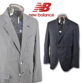 9db3badfa5093 ニューバランス ジャケット メンズ 春夏用 グレー 黒 M L LL 012-9123001【 あす楽