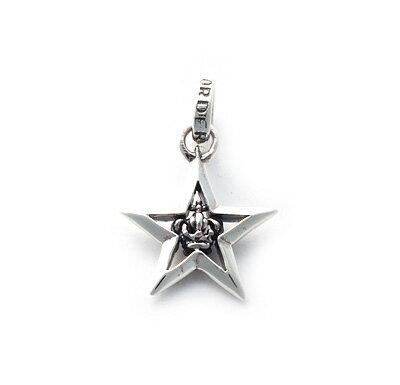 【ロイヤルオーダー ペンダント】SMALL FRANCIS STAR 【ROYAL ORDER】