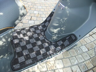 Six colors of one piece of new check series for exclusive use of the step mat Honda gyro canopy