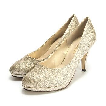 大人の華やかパーティーパンプス♪「SH323」二次会パーティーパーティ結婚式大人フォーマル雑誌掲載お呼ばれ靴パンプスサンダルギフトサーチ02P18Jun16