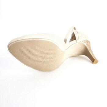ラインストーンレースサンダル「SH536」靴パンプスレディース結婚式二次会パーティーパーティ結婚式大人フォーマル雑誌掲載お呼ばれサンダル20代30代40代50代ギフトサーチ02P18Jun16