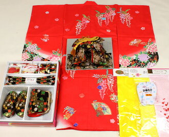 Kabukichō ★ 3-year-old children for 16 points set ko410P23Sep15