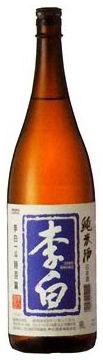 島根 李白 純米酒 1800ml