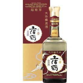 高知県 土佐鶴 大吟醸原酒 天平(てんぴょう) 720ml