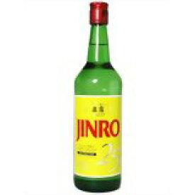 韓国焼酎 眞露 ジンロ(JINRO) 25度 700ml 瓶