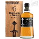 ハイランドパーク シグルド 43度 700ml シングルモルトウイスキー ザ・ウォリアーシリーズ 並行品