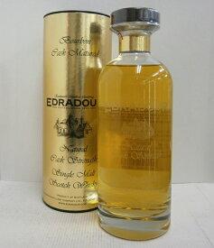 エドラダワー バーボンカスクマチュアード2007 正規 60.9% 700ml シングルモルトスコッチウイスキー