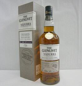 グレンリヴェット(リベット) ナデューラ オロロソシェリー 並行 60.3% 700ml スペイサイドシングルモルトウイスキー