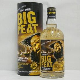 ビッグピート ダグラスレイン(ポートエレン含む) 並行 46% 700ml ブレンデッドモルトスコッチウイスキー