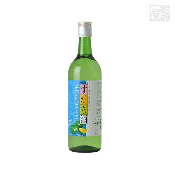 鳴門鯛 すだち酒 8度 720ml リキュール しゅムリエ