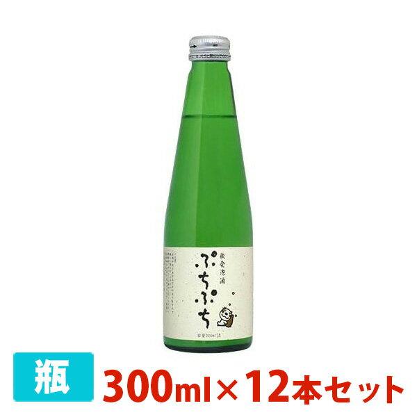 末廣 微発泡酒 ぷちぷち 300ml 12本セット 1ケース 日本酒
