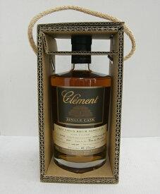 クレマン 8年シングルカスク ブルーケーン 41.6% 500ml CLEMENT SINGLE CASK CANNE BLUE
