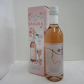 櫻正宗 さくら レッドスイート 11% 360ml 清酒