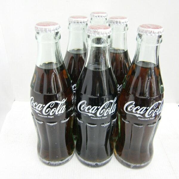 コカコーラ レギュラー瓶190ml×6本 COCA-COLA