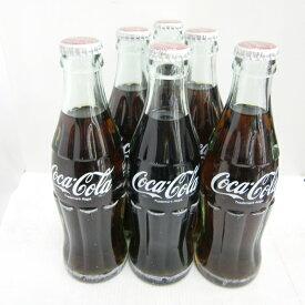 コカコーラ レギュラー瓶190ml*6本 ※代引不可