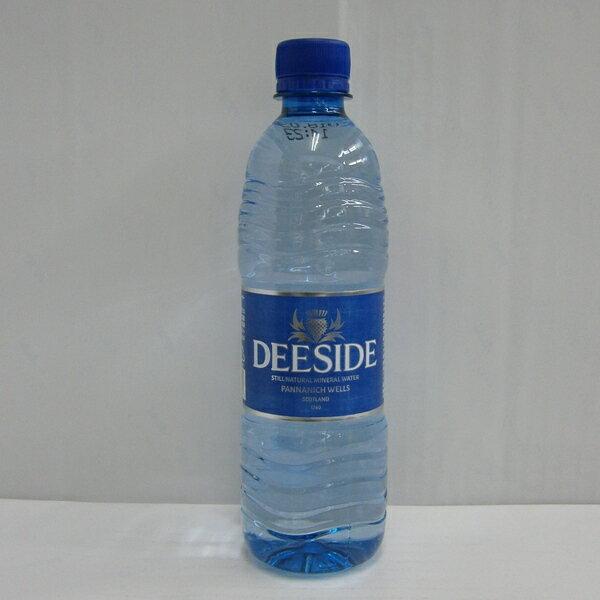 スコットランドの水 ディーサイド500ml ミネラルウォーター 水割りに!DEESIDE Natural Mineral Water