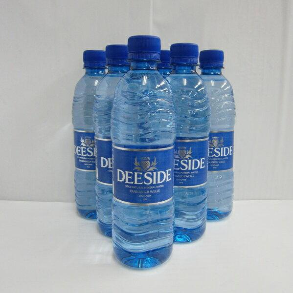 スコットランドの水 ディーサイド500ml 6本セット ミネラルウォーター DEESIDE Natural Mineral Water
