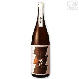 あさ開 純米大辛口 水神 1800ml 日本酒