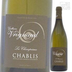 ヴリニョ シャブリ レ シャンプレオー 白ワイン 12.5度 750ml