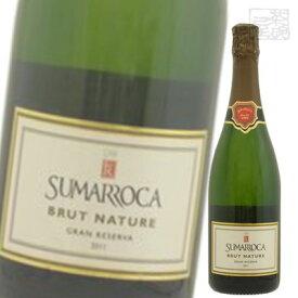 スマロッカ カバ ブリュット ナチュレ グラン レセルバ 白 スパークリングワイン 11.5度 750ml