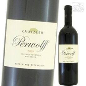 クルッツラー ペルヴォルフ 赤ワイン 13.5度 750ml