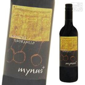 アルティガ フュステル マイナス+ ガルナッチャテンプラニーリョ 赤ワイン 14度 750ml
