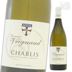 ヴリニョ シャブリ 白ワイン 12.5度 750ml