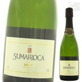 スマロッカ カバ ブリュット レセルバ 白 スパークリングワイン 11.5度 750ml