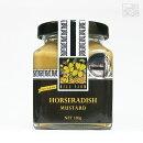 ヒルファームマスタードホースラディッシュ180g