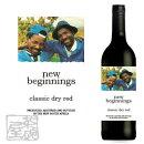 ニュービギニングスクラシックドライレッド2010年750ml南アフリカ赤ワイン