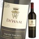 デヴォールトップオブザヒルピノタージュ2012年750ml南アフリカ赤ワイン
