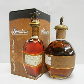 【送料無料】ブラントン ストレートフロムザバレル 並行 64.1% 700ml バーボンウイスキー