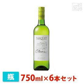 タリケ クラシック 750ml 6本セット サッポロビール ワイン 白