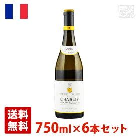 シャブリ・プリミエクリュ・バイヨン 750ml 6本セット 白ワイン フランス 送料無料