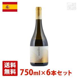 ノラ・ダ・ネーベ 750ml 6本セット 白ワイン スペイン 送料無料