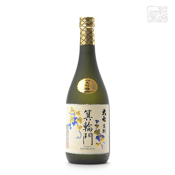 奥之段 大七 純米大吟醸 箕輪門 720ml 大七酒造 日本酒 純米大吟醸