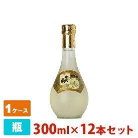 特製ゴールド賀茂鶴 丸瓶 300ml 12本セット 賀茂鶴酒造 日本酒 大吟醸
