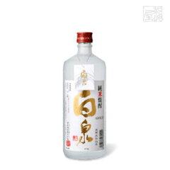 白泉ゴールド米720ml老松酒造焼酎米
