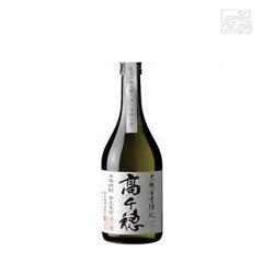 高千穂黒麹・麦白ラベル(常圧蒸留)720ml高千穂酒造焼酎麦