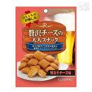 贅沢チーズの大人スナック明太子チーズ味35g12袋セット菊屋おつまみ