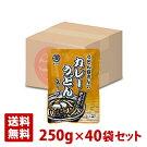 マルテンうどん屋さんのカレーうどんスープ250g40袋セット日本丸天醤油